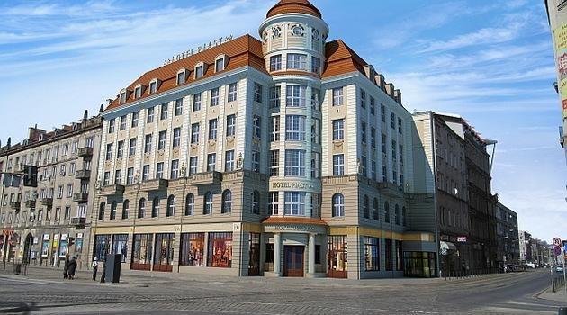 Breslau ein neues hotel entsteht for Hotels wroclaw