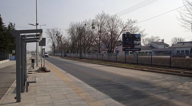Ulica Pełczyńska zostanie ponownie otwarta w obu kierunkach /fot. PB