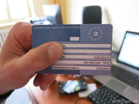 Karta Ubezpieczenia Europa.Jak Wyrobic Karte Ekuz We Wroclawiu Www Wroclaw Pl