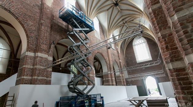 Nowoczesność Wkracza Do Muzeum Architektury Zdjęcia Www