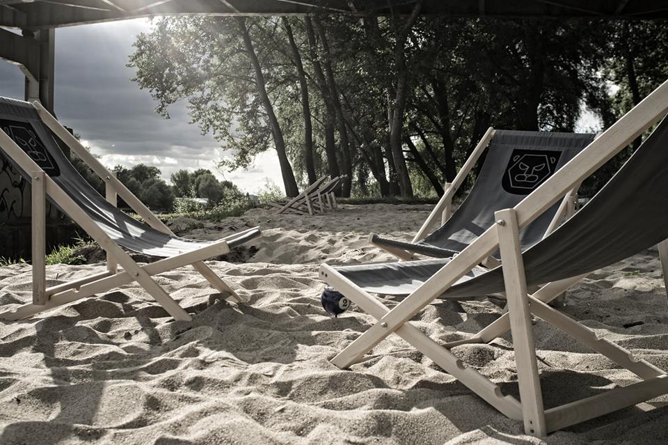 plaża przy ZOO