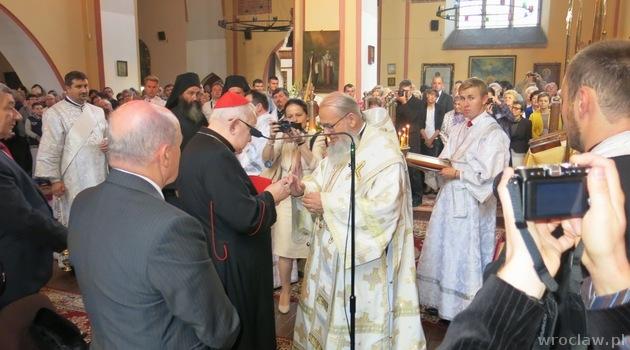 Καρδινάλιος και Αρχιεπίσκοπος Henryk Gulbinowicz Ιερεμίας