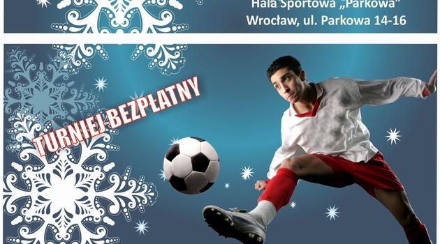 dab8ffbce Ferie na sportowo - zimowy turniej piłkarski | www.wroclaw.pl
