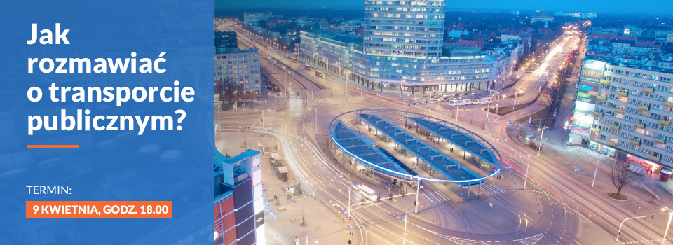 Debata  o transporcie publicznym