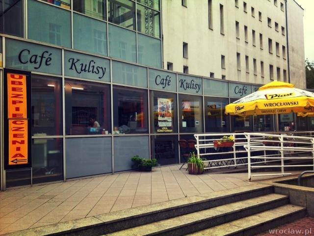 Cafe Kulisy