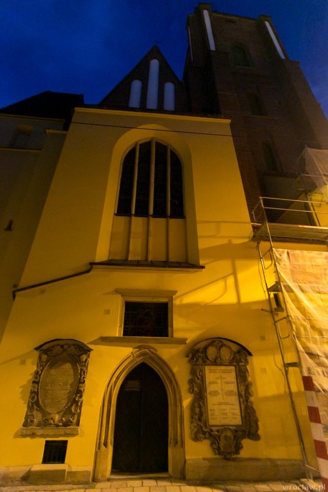 dawny kościół św. Barbary