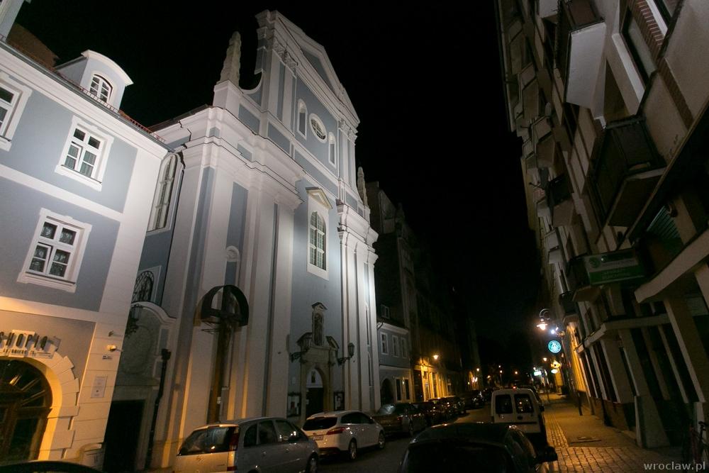 Barokowy Kościół św. Antoniego