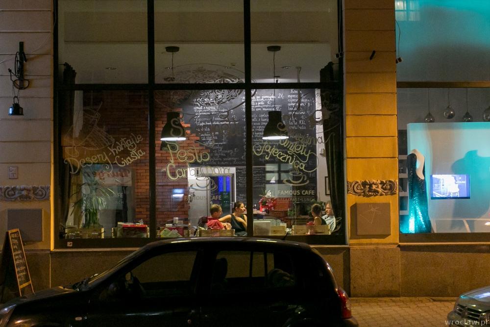 restauracje przy ul. św. Antoniego