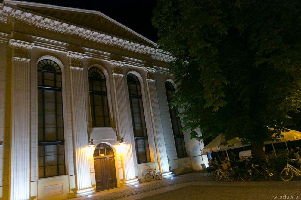 "Synagoga ""Pod Białym Bocianem"""