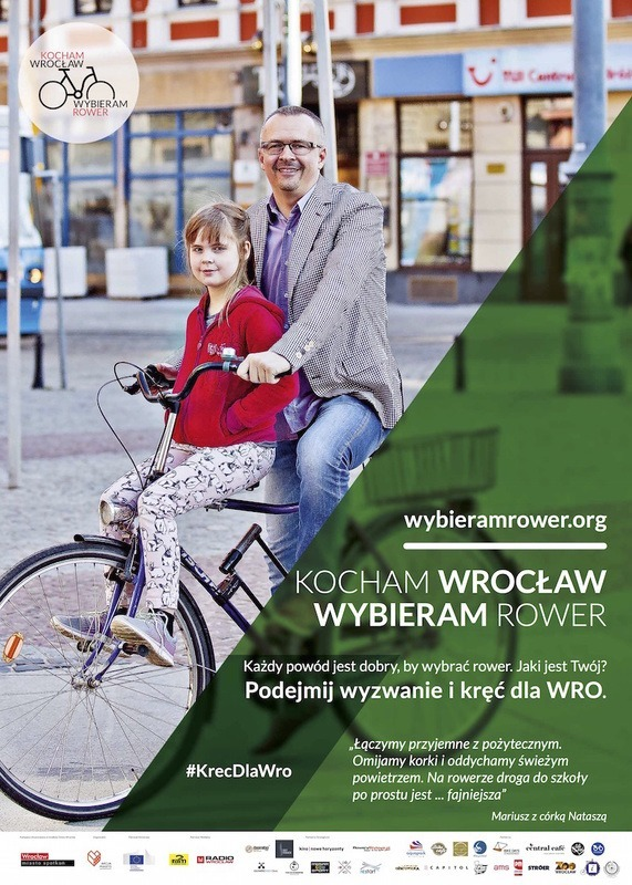 kampania rowerowa