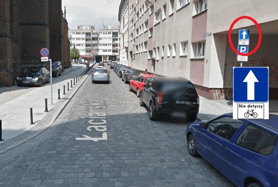 ulica Łaciarska
