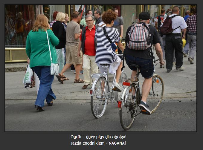 kadr z fotobloga Wroclaw Cycle Chic