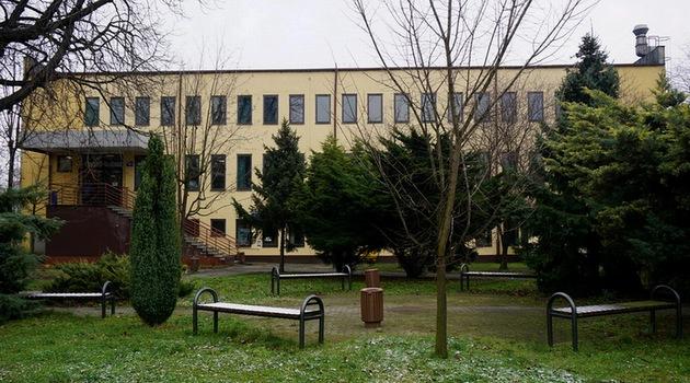 """Obecny budynek """"O"""" Uniwersytetu Ekonomicznego, fot. UE"""