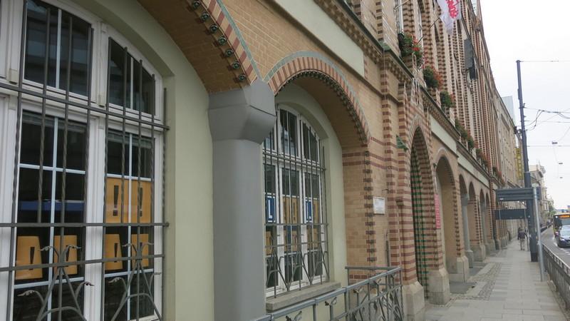 Budynek Liceum Ogólnokształcącego nr IX przy ul. Piotra Skargi 31 we Wrocławiu