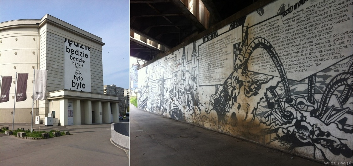 murale ul. Legnicka