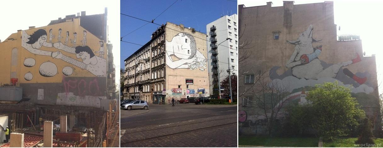 murale na Nadodrzu