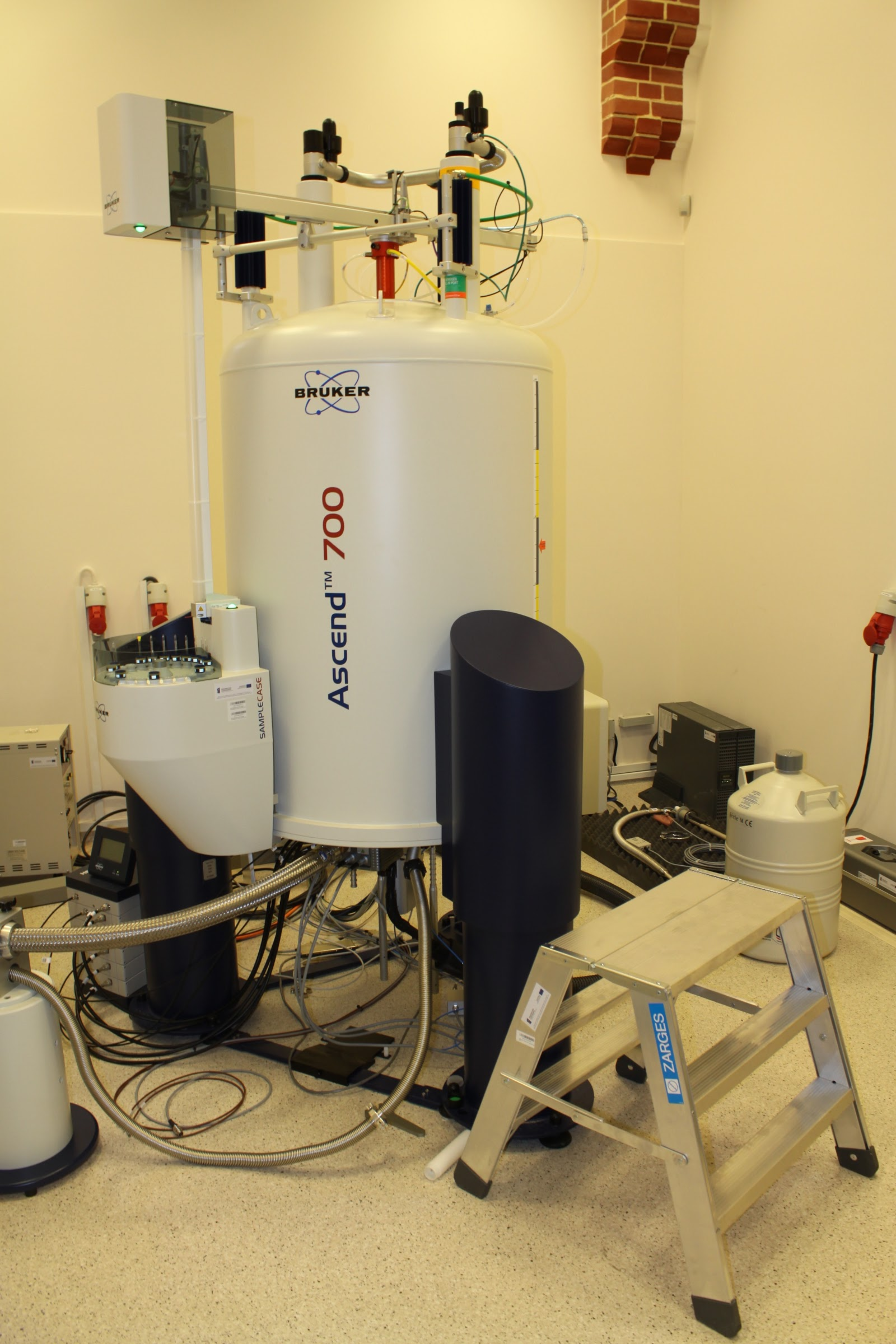 Laboratorium NMR