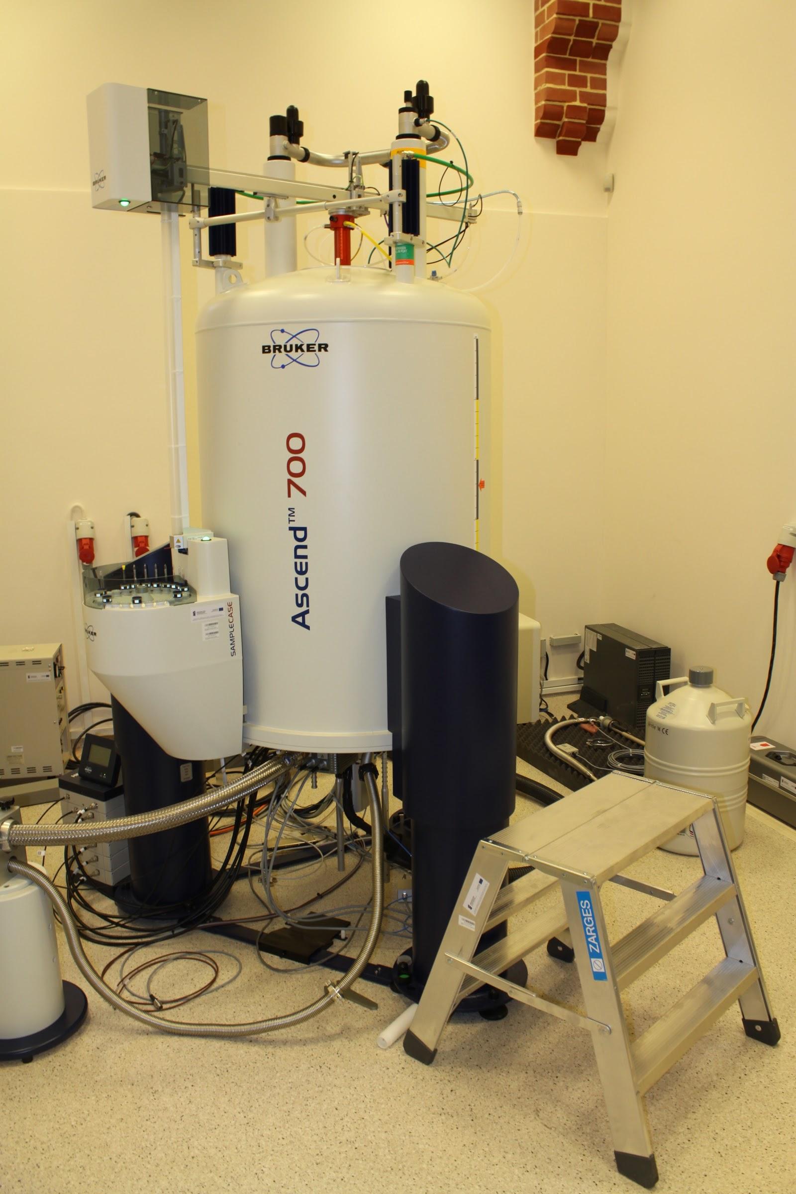 Laboratorium NMR