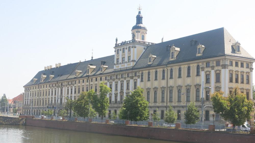 Uniwersytet Wrocławski, fot. Bartosz Moch