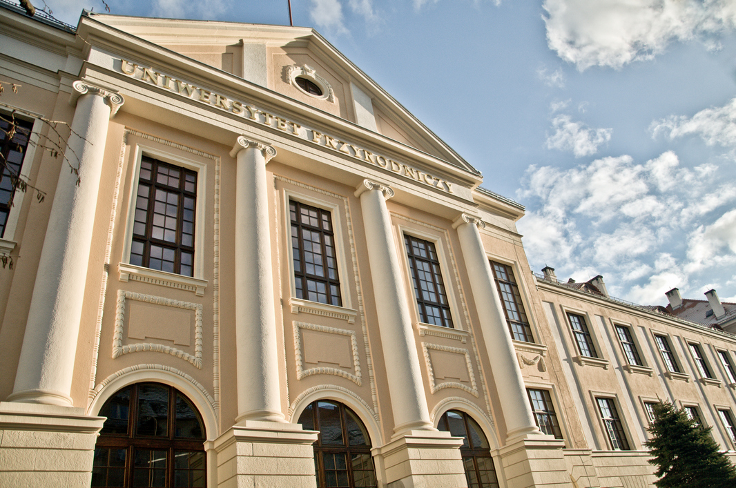 Uniwersytet Przyrodniczy we Wrocławiu, fot. Tomasz Lewandowski/UPWr
