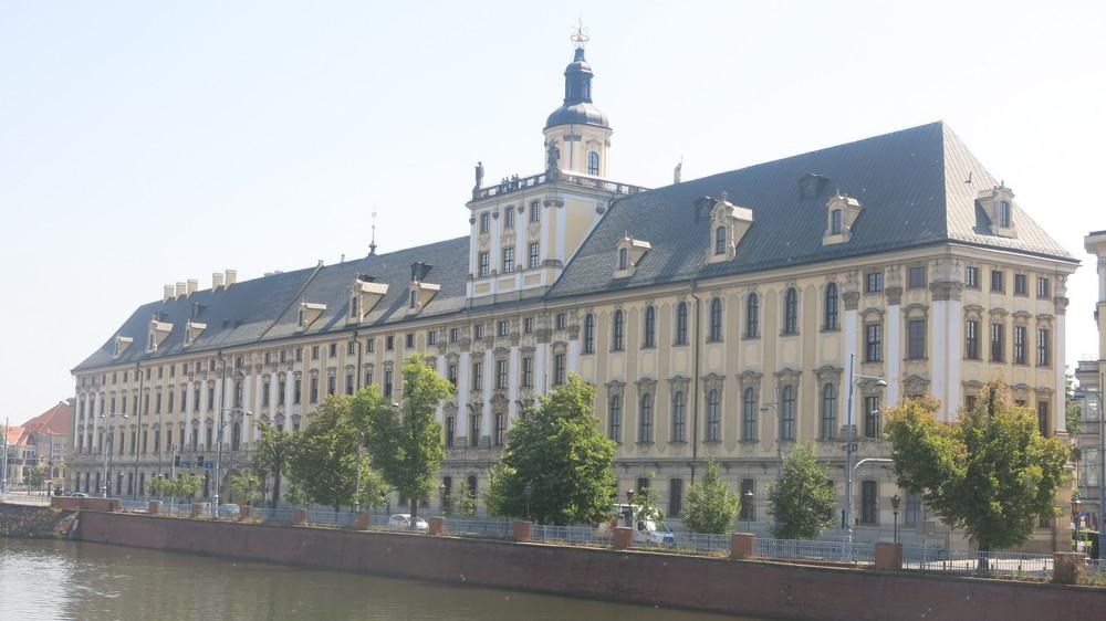 Główny Gmach Uniwersytetu Wrocławskiego