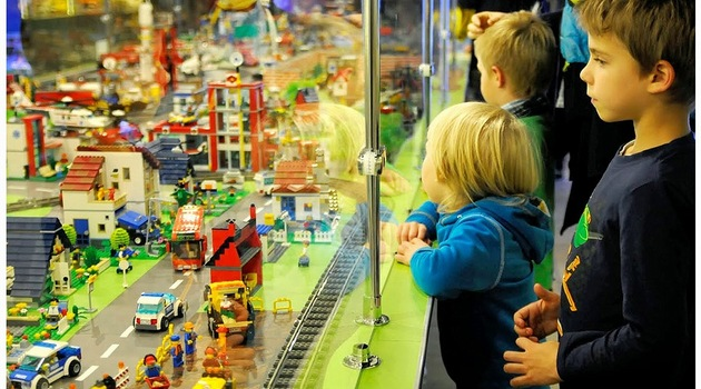 Wystawa Lego we Wrocławiu