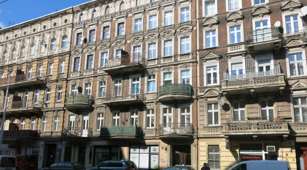 kamienica przy ul. Jedności Narodowej 174