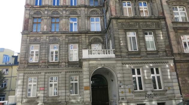 kamienica przy ul. Kniaziewicza 17