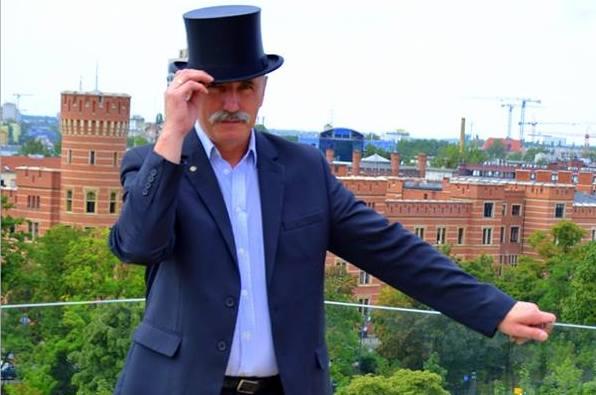 Robert Pawliszko, pomysłodawca i dyrektor Wrocławskiego Centrum Seniora