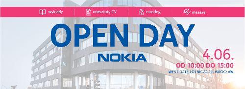Dzień Otwarty w Nokii