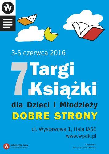 Dobre Strony. Targi książki dla dzieci i młodzieży