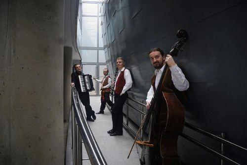 Koncert Hawdalowy: Klezmerzy z Rozmarku