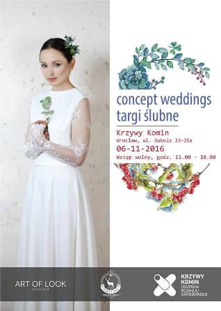 Concept Weddings – II edycja alternatywnych Targów Ślubnych
