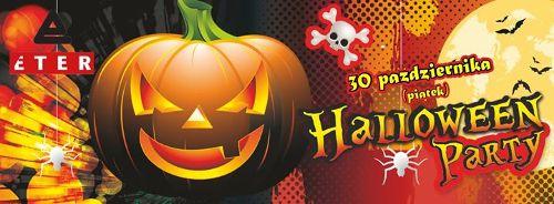 Halloween party w klubie Eter