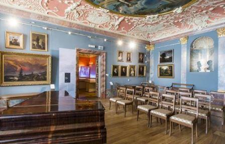 Salon Dźwięków Romantycznych w Muzeum Pana Tadeusza