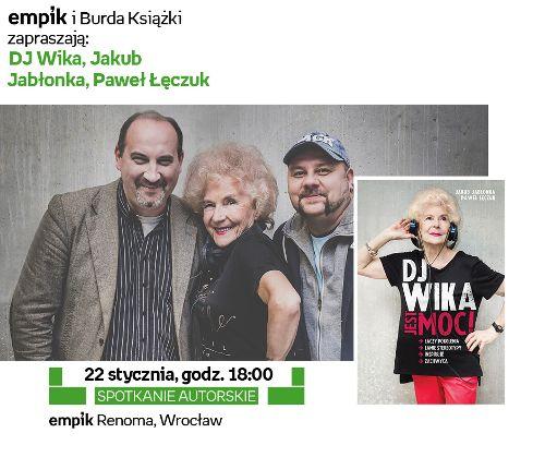 Spotkanie: DJ Wika w Empiku