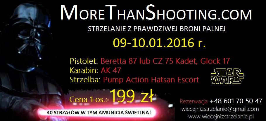 Strzelanie z broni palnej 2016