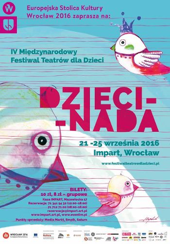 IV Międzynarodowy Festiwal Teatrów dla Dzieci DZIECINADA w Imparcie