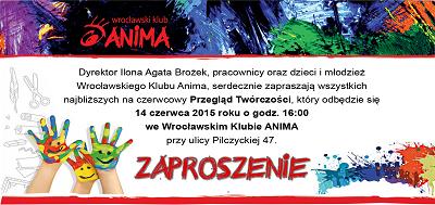 Przegląd Twórczości Sekcji WK Anima