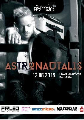 Koncert Astronautalis w Firleju