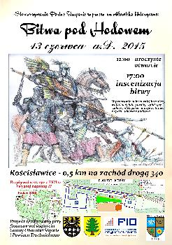 Rekonstrukcja bitwy pod Hodowem 1694 r.