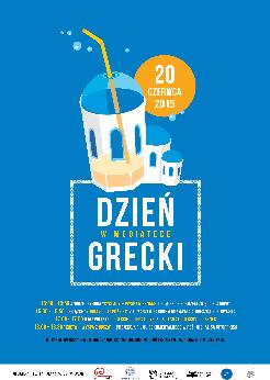 Dzień grecki w Mediatece