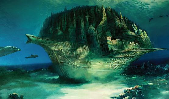"""Latający Holender"""" R. Wagnera – megawidowisko operowe na wodzie"""