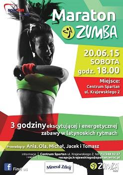 Letni Maraton Zumba