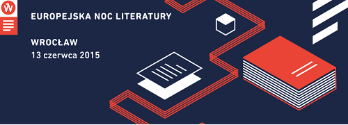Europejska Noc Literatury 2015