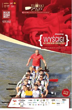 Wyścigi na Łodziach Smoczych Tumski Cup 2015