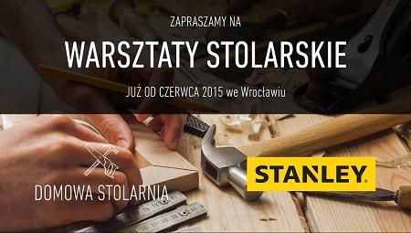 Warsztaty stolarskie wrocławskiej Domowej Stolarni