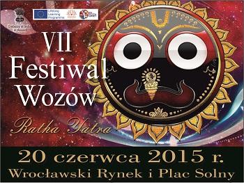 VII Festiwal Wozów (Ratha yatra)