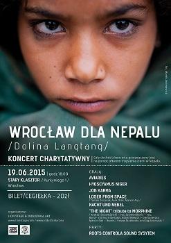 Wrocław dla Nepalu