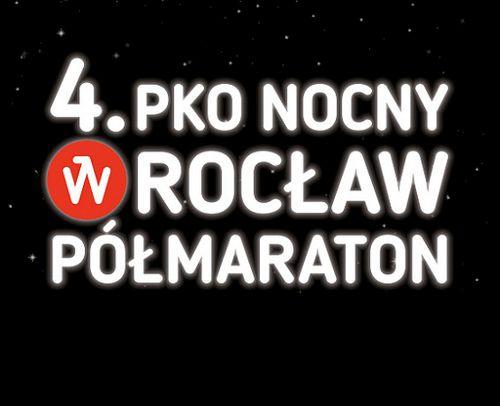 4. Nocny Wrocław Półmaraton